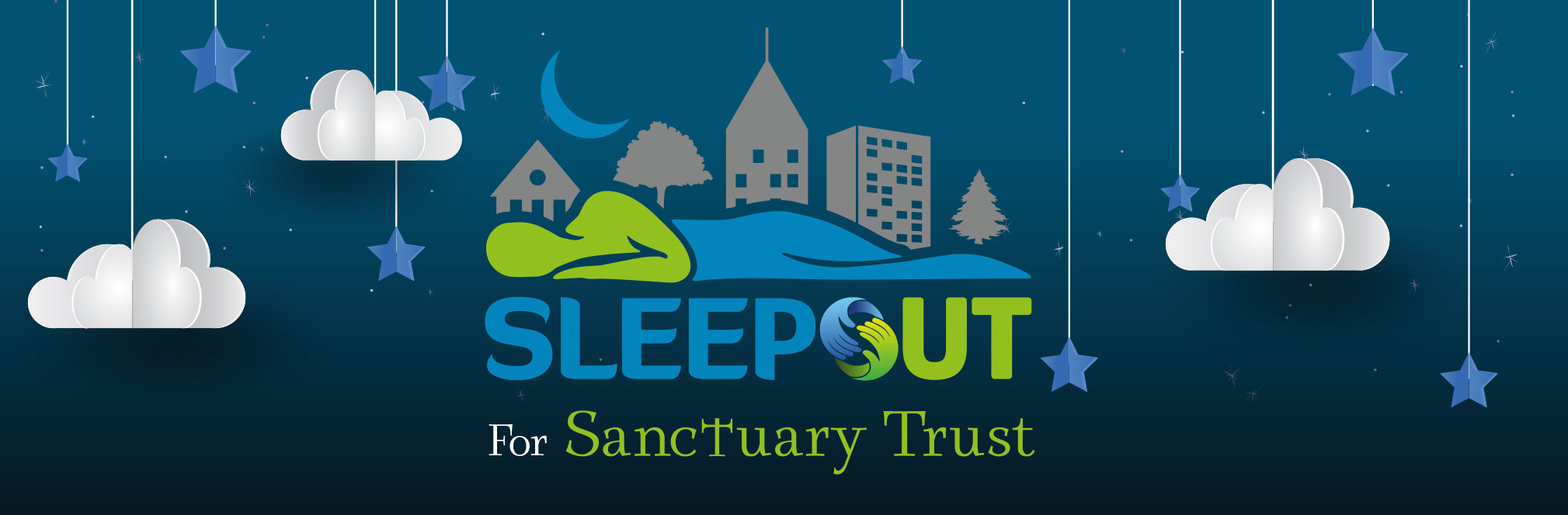 Sleep Out for Sanctuary Trust
